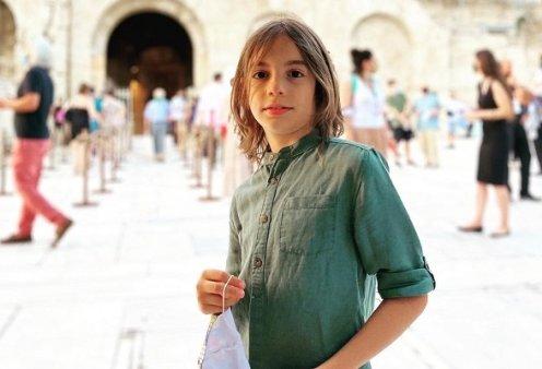Στέλιος Κερασίδης: Βίντεο το παιδί - θαύμα παίζει πιάνο για τα θύματα στο Μάτι - Το «μπράβο» της Άννας Βίσση στον 9χρονο μουσικό - Κυρίως Φωτογραφία - Gallery - Video
