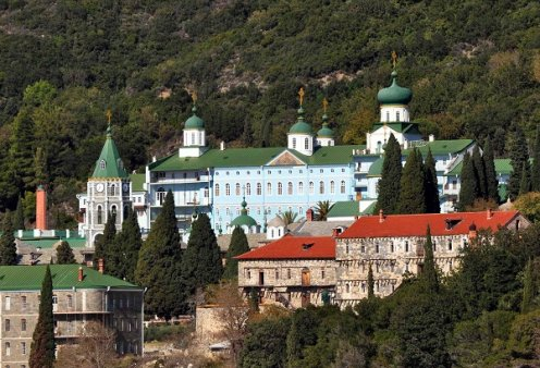 Χαλκιδική: Αίσιο τέλος για τους δύο προσκυνητές που αγνοούνταν στο Άγιο Όρος - Έστριψαν σε λάθος μονοπάτι και χάθηκαν - Κυρίως Φωτογραφία - Gallery - Video