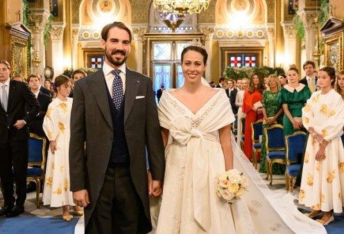 Τα best of του πριγκιπικού γάμου στην Αθήνα: Το eirinika κάλυψε την τελετή & τις δεξιώσεις - όλα όσα έγιναν (φωτό & βίντεο) - Κυρίως Φωτογραφία - Gallery - Video