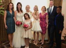 Τζούλια Λεμίγκοβα: ''Πως είπα στα παιδιά μου ότι η Μαρτίνα Ναβραντίλοβα είναι η νέα τους μαμά'' - Μόλις βγήκαν στην δημοσιότητα οι φωτογραφίες γάμου των δύο κοριτσιών! - Κυρίως Φωτογραφία - Gallery - Video 9