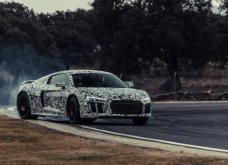 Audi R8 V10 2015: Ακούστε το νέο πύραυλο της Audi! Μοιάζει με Lamborghini! (βίντεο) - Κυρίως Φωτογραφία - Gallery - Video