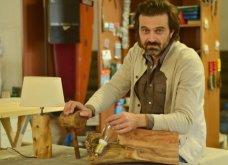 Made In Greece τα «πρωτόγονα» ξύλινα φωτιστικά του Νίκου Τιλκερίδη - Από το τηλεοπτικό ρεπορτάζ σε αριστουργήματα από ξύλο!  - Κυρίως Φωτογραφία - Gallery - Video