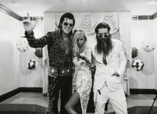 Smile: Ο πιο τρελός γάμος όλων των εποχών - Η νύφη με το ροζ μαλλί, τις παγέτες, τα all star και το απίθανο πάρτι! - Κυρίως Φωτογραφία - Gallery - Video 3