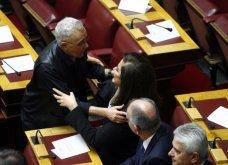 Ολοκληρώθηκε η ορκωμοσία της νέας Βουλής - Τα παραλειπόμενα, οι νέοι και οι πρωτιές στα έδρανα! (φωτό) - Κυρίως Φωτογραφία - Gallery - Video 4