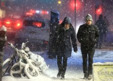 Πόλη φάντασμα θυμίζει η Ν. Υόρκη ενόψει της ιστορικής χιονοθύελλας - η σφοδρότερη των τελευταίων ετών λένε οι μετεωρολόγοι! - Κυρίως Φωτογραφία - Gallery - Video