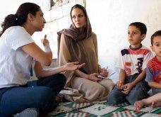 Αντζελίνα Τζολί: «...ηθικό καθήκον να βοηθήσουμε τους πρόσφυγες»  - Κυρίως Φωτογραφία - Gallery - Video 3