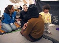 Αντζελίνα Τζολί: «...ηθικό καθήκον να βοηθήσουμε τους πρόσφυγες»  - Κυρίως Φωτογραφία - Gallery - Video 4