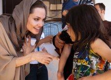 Αντζελίνα Τζολί: «...ηθικό καθήκον να βοηθήσουμε τους πρόσφυγες»  - Κυρίως Φωτογραφία - Gallery - Video 5
