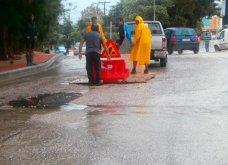 Εικόνες χάους από τη θεομηνία στην Κεφαλονιά - πλημμυρισμένα σπίτια & καταστήματα - Τεράστιες ζημιές   - Κυρίως Φωτογραφία - Gallery - Video 2