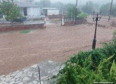 Εικόνες χάους από τη θεομηνία στην Κεφαλονιά - πλημμυρισμένα σπίτια & καταστήματα - Τεράστιες ζημιές   - Κυρίως Φωτογραφία - Gallery - Video 7