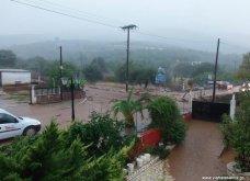 Εικόνες χάους από τη θεομηνία στην Κεφαλονιά - πλημμυρισμένα σπίτια & καταστήματα - Τεράστιες ζημιές   - Κυρίως Φωτογραφία - Gallery - Video 9