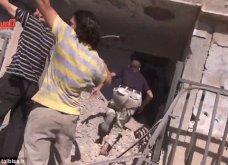 Βίντεο: Άρχισαν οι αεροπορικές επιδρομές της Ρωσίας εναντίων Τζιχαντιστών στη Συρία   - Κυρίως Φωτογραφία - Gallery - Video 13