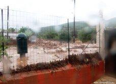 Εικόνες χάους από τη θεομηνία στην Κεφαλονιά - πλημμυρισμένα σπίτια & καταστήματα - Τεράστιες ζημιές   - Κυρίως Φωτογραφία - Gallery - Video 4