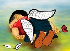 25 συγκλονιστικές εικόνες που φέρνουν δάκρυα στα μάτια για το τρίχρονο αγγελούδι που χάθηκε στο Αιγαίο   - Κυρίως Φωτογραφία - Gallery - Video