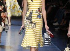 Οι Dolce & Gabbana ερωτεύτηκαν την Ιταλία του 40 & ντύνουν μαγευτικά τις γυναίκες το ερχόμενο καλοκαίρι  - Κυρίως Φωτογραφία - Gallery - Video 4