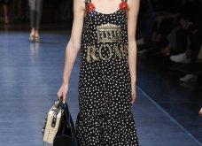 Οι Dolce & Gabbana ερωτεύτηκαν την Ιταλία του 40 & ντύνουν μαγευτικά τις γυναίκες το ερχόμενο καλοκαίρι  - Κυρίως Φωτογραφία - Gallery - Video 6