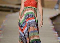 Tommy Hilfiger vs Carolina Herrera: Κόκκινο, κίτρινο και πράσινο ή fifty shades of... pink; - Κυρίως Φωτογραφία - Gallery - Video