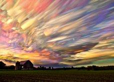 Μοναδικές φωτογραφίες του ουρανού που μοιάζουν σαν πίνακες ζωγραφικής ιμπρεσιονιστών - Κυρίως Φωτογραφία - Gallery - Video 8