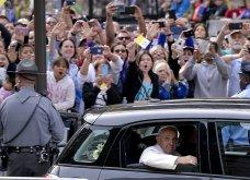 Πώς οι Αμερικανοί έκαναν σούπερ σταρ τον Πάπα - Δείτε συναρπαστικές εικόνες από την τελευταία βραδιά - κονσέρτο - Κυρίως Φωτογραφία - Gallery - Video 23