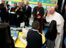 Πώς οι Αμερικανοί έκαναν σούπερ σταρ τον Πάπα - Δείτε συναρπαστικές εικόνες από την τελευταία βραδιά - κονσέρτο - Κυρίως Φωτογραφία - Gallery - Video 17