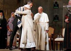 Πώς οι Αμερικανοί έκαναν σούπερ σταρ τον Πάπα - Δείτε συναρπαστικές εικόνες από την τελευταία βραδιά - κονσέρτο - Κυρίως Φωτογραφία - Gallery - Video 15