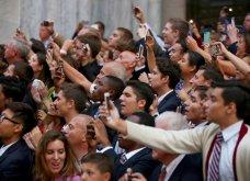 Πώς οι Αμερικανοί έκαναν σούπερ σταρ τον Πάπα - Δείτε συναρπαστικές εικόνες από την τελευταία βραδιά - κονσέρτο - Κυρίως Φωτογραφία - Gallery - Video 5
