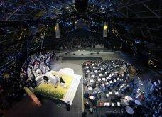 Πώς οι Αμερικανοί έκαναν σούπερ σταρ τον Πάπα - Δείτε συναρπαστικές εικόνες από την τελευταία βραδιά - κονσέρτο - Κυρίως Φωτογραφία - Gallery - Video 38