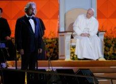 Πώς οι Αμερικανοί έκαναν σούπερ σταρ τον Πάπα - Δείτε συναρπαστικές εικόνες από την τελευταία βραδιά - κονσέρτο - Κυρίως Φωτογραφία - Gallery - Video 39