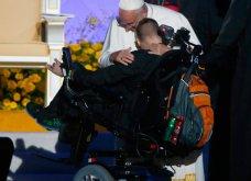 Πώς οι Αμερικανοί έκαναν σούπερ σταρ τον Πάπα - Δείτε συναρπαστικές εικόνες από την τελευταία βραδιά - κονσέρτο - Κυρίως Φωτογραφία - Gallery - Video 36