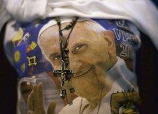 Πώς οι Αμερικανοί έκαναν σούπερ σταρ τον Πάπα - Δείτε συναρπαστικές εικόνες από την τελευταία βραδιά - κονσέρτο - Κυρίως Φωτογραφία - Gallery - Video 34