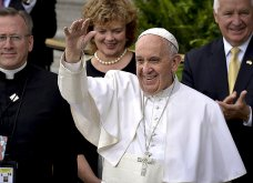 Πώς οι Αμερικανοί έκαναν σούπερ σταρ τον Πάπα - Δείτε συναρπαστικές εικόνες από την τελευταία βραδιά - κονσέρτο - Κυρίως Φωτογραφία - Gallery - Video 24