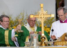 Πώς οι Αμερικανοί έκαναν σούπερ σταρ τον Πάπα - Δείτε συναρπαστικές εικόνες από την τελευταία βραδιά - κονσέρτο - Κυρίως Φωτογραφία - Gallery - Video 43