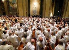 Πώς οι Αμερικανοί έκαναν σούπερ σταρ τον Πάπα - Δείτε συναρπαστικές εικόνες από την τελευταία βραδιά - κονσέρτο - Κυρίως Φωτογραφία - Gallery - Video 27