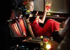 H Kate Hudson σε ένα αστραφτερό και σέξυ κόκκινο ημερολόγιο για το Campari - Κυρίως Φωτογραφία - Gallery - Video 4