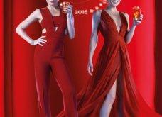 H Kate Hudson σε ένα αστραφτερό και σέξυ κόκκινο ημερολόγιο για το Campari - Κυρίως Φωτογραφία - Gallery - Video 3