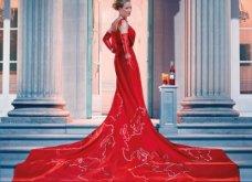 H Kate Hudson σε ένα αστραφτερό και σέξυ κόκκινο ημερολόγιο για το Campari - Κυρίως Φωτογραφία - Gallery - Video
