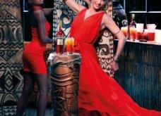 H Kate Hudson σε ένα αστραφτερό και σέξυ κόκκινο ημερολόγιο για το Campari - Κυρίως Φωτογραφία - Gallery - Video 13