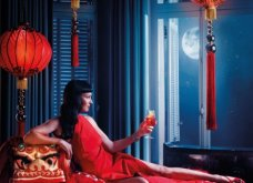 H Kate Hudson σε ένα αστραφτερό και σέξυ κόκκινο ημερολόγιο για το Campari - Κυρίως Φωτογραφία - Gallery - Video 14