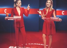 H Kate Hudson σε ένα αστραφτερό και σέξυ κόκκινο ημερολόγιο για το Campari - Κυρίως Φωτογραφία - Gallery - Video 6