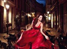 H Kate Hudson σε ένα αστραφτερό και σέξυ κόκκινο ημερολόγιο για το Campari - Κυρίως Φωτογραφία - Gallery - Video 11