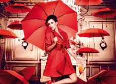 H Kate Hudson σε ένα αστραφτερό και σέξυ κόκκινο ημερολόγιο για το Campari - Κυρίως Φωτογραφία - Gallery - Video 9
