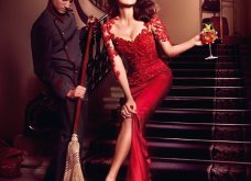 H Kate Hudson σε ένα αστραφτερό και σέξυ κόκκινο ημερολόγιο για το Campari - Κυρίως Φωτογραφία - Gallery - Video 8