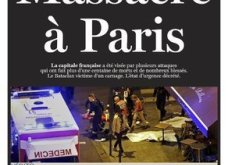 L' Horreur: Η Φρίκη - Τα πρωτοσέλιδα του τρόμου στην Γαλλία & εφημερίδες από όλο τον κόσμο για το αιματοκύλισμα στο Παρίσι - Κυρίως Φωτογραφία - Gallery - Video 3