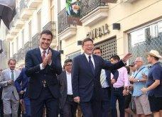 Pedro Sanchez: Η αβάσταχτη γοητεία του Ισπανού ηγέτη των Σοσιαλιστών - Ποιος είναι ο καλλονός που θέλει να γίνει πρωθυπουργός - Κυρίως Φωτογραφία - Gallery - Video 12