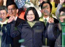 Αυτή είναι η πρώτη γυναίκα πρόεδρος στην Ταϊβάν - με συντριπτική πλειοψηφία η εκλογή της - Κυρίως Φωτογραφία - Gallery - Video 2