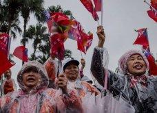 Αυτή είναι η πρώτη γυναίκα πρόεδρος στην Ταϊβάν - με συντριπτική πλειοψηφία η εκλογή της - Κυρίως Φωτογραφία - Gallery - Video 7