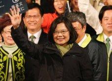 Αυτή είναι η πρώτη γυναίκα πρόεδρος στην Ταϊβάν - με συντριπτική πλειοψηφία η εκλογή της - Κυρίως Φωτογραφία - Gallery - Video