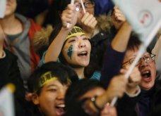 Αυτή είναι η πρώτη γυναίκα πρόεδρος στην Ταϊβάν - με συντριπτική πλειοψηφία η εκλογή της - Κυρίως Φωτογραφία - Gallery - Video 9