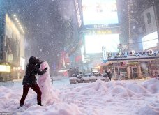 """Χιονοθύλλα """"μαμούθ"""" στην Αμερική: 20 νεκροί, δεκάδες τραυματίες - Απαγόρευση κυκλοφορίας - Κυρίως Φωτογραφία - Gallery - Video 7"""