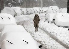 """Χιονοθύλλα """"μαμούθ"""" στην Αμερική: 20 νεκροί, δεκάδες τραυματίες - Απαγόρευση κυκλοφορίας - Κυρίως Φωτογραφία - Gallery - Video 6"""